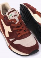 Diadora S8000 'Made In Italy' Trainers - Brown / Mushroom