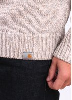 Carhartt Morris Sweater - Wax Grey