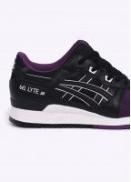 Asics Gel Lyte III '50/50' Trainers - Purple / Black