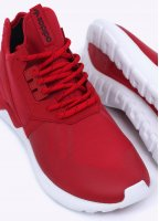 Adidas Originals Footwear Tubular Runner Trainers - Power Red / White
