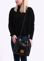 Vivienne Westwood Accessories Hampstead Shoulder Bag - Black