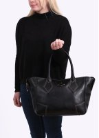Vivienne Westwood Accessories Primrose Borsa Bag - Black