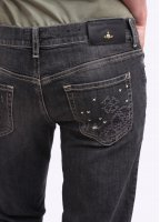 Vivienne Westwood Anglomania Jeans Billy Jeans - Black Wash