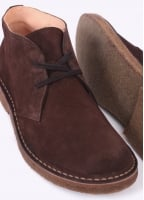 Astorflex Greenflex Suede - Dark Chestnut