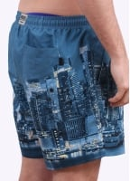 Hugo Boss Accessories Springfish Shorts - Open Blue