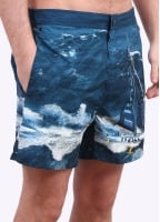 Hugo Boss Accessories Blackfish Shorts - Navy