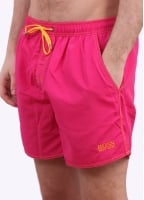 Hugo Boss Accessories Lobster Shorts - Bright Pink