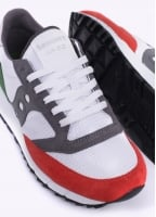 Saucony Jazz 91 Trainers - White / Green / Red