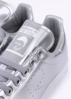 Adidas Originals X Raf Simons Stan Smith Trainers - Silver
