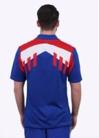 Adidas Originals Apparel Tri Colore Jersey - Blue