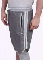 Adidas Originals Apparel Lux Shorts Clim - Silver