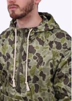 Champion Windrunner Jacket - Green / Camo Print