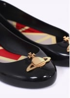 Vivienne Westwood Anglomania x Melissa Space Love Shoes - Black