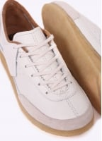 Clarks Originals Torcourt Super Leather - White