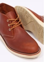 Red Wing Shoes Work Chukka - Brown