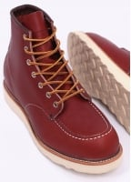 "Red Wing Shoes 6"" Classic Moc Boots - Oro Russett Portage"