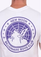 Billionaire Boys Club New Moon Tee - White