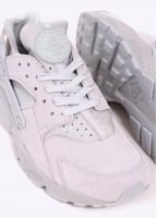 Nike Footwear Air Huarache Run PRM Suede - Neutral Grey