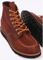 """Red Wing Shoes 6"""" Moc Boots - Copper"""