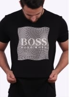 Hugo Boss Green Tee 8 - Black