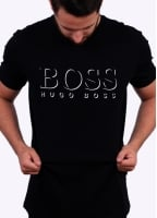 Hugo Boss Green RN Tee - Black