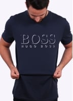 Hugo Boss Green RN Tee - Navy