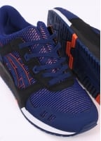 Asics Gel Lyte III - Blue Print / Orange