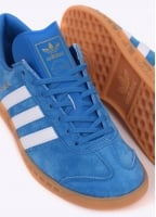 Adidas Originals Footwear Hamburg - Bluebird / White
