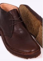 Astorflex Walkflex Leather - Dark Chestnut
