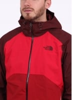 The North Face Stratos Jacket - Cardinal Red