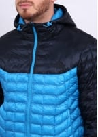 The North Face Thermoball Hooded Jacket - Blue Aster
