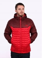 The North Face Thermoball Hooded Jacket - Red