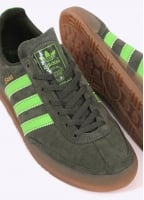 Adidas Originals Footwear Jeans Trainers - Base Green