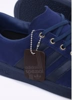 Adidas Originals Spezial Bulhill Trainers - Navy