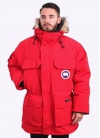 Canada Goose Expedition Parka - Red