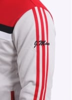 Adidas Originals Apparel 83-C Track Top - White / Red