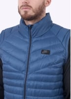 Nike Apparel Down Vest - Coastal Blue