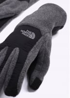 The North Face Denali E-Tip Glove - Charcoal / Black