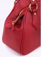 Vivienne Westwood Accessories Divina Bag Bordeaux