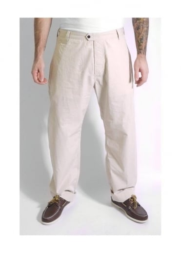 Universal Works Bakers Pants Suit Trousers Stone