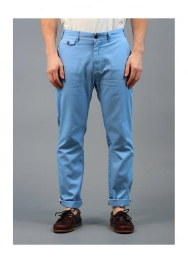 Penfield Millwood Chino Trousers Blue