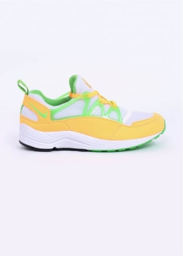 Nike Footwear Air Huarache Light Trainers - Atomic Mango / Action Green / White