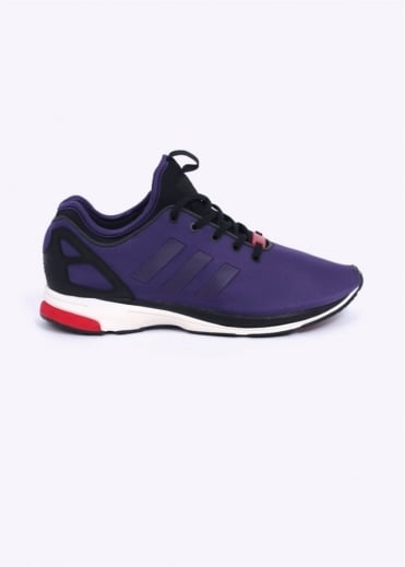 Adidas Originals Footwear ZX Flux Tech NPS Trainers - Violet