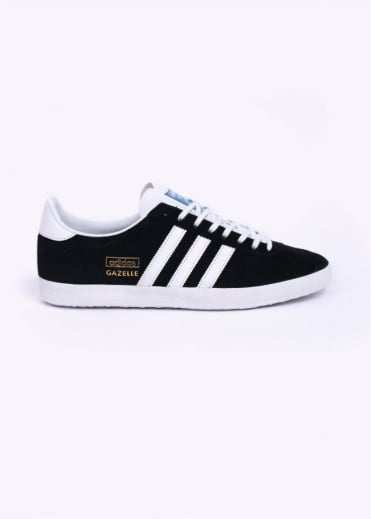 Adidas Originals Footwear Gazelle OG Trainers - Black