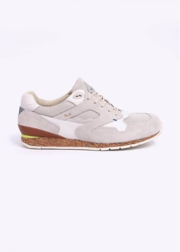 Paul Smith Shoes Aesop Trainers - Off White