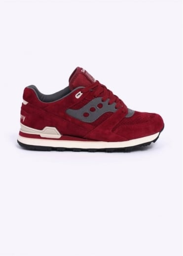 Saucony Courageous Trainers - Red