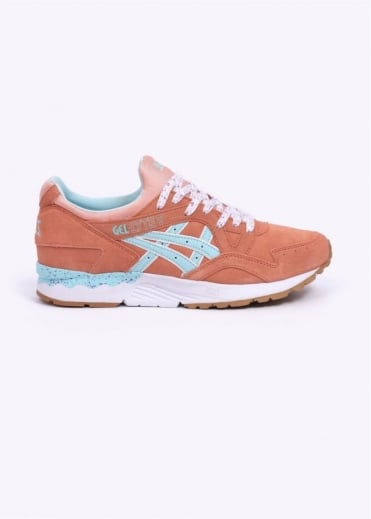 Asics Gel-Lyte V Trainers - Coral Reef
