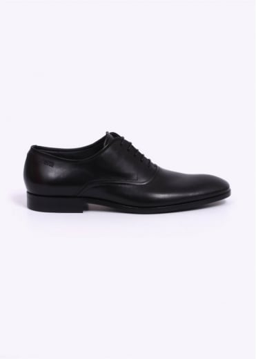 Hugo Boss Footwear / Boss Black - Vibrans Leather Shoes - Black