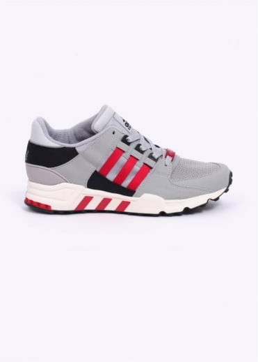 Adidas Originals Footwear EQT Equipment Support 93 OG Trainers - Core Black / Chalk / White