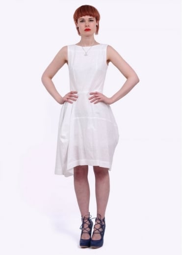 Vivienne Westwood Anglomania Eve Dress - White